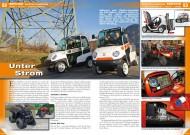 ATV&QUAD Magazin 2014/01-02, Seite 52-55; Service Elektro-Fahrzeuge: Unter Strom