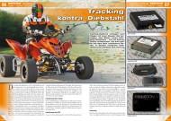 ATV&QUAD Magazin 2014/01-02, Seite 56-59, Service, Marktübersicht Fahrzeug-Ortung: Tracking kontra Diebstahl
