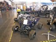 Quadhouse: präsentiert Jubiläums-Raptor auf der Motorradwelt Bodensee 2014