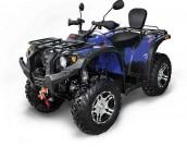 Hisun Händlernetz in Deutschland und Österreich: Einstiegsmodell 'ATV 500 EFI EPS 4x4' für 5.999 Euro