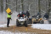 Quad Trophy Rochlitz 2014: zwei Runden mit jeweils zwei Sonderprüfungen