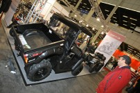 HMT Hamburger Motorrad Tage 2014: Kymco präsentiert sein neues Side-by-Side UXV 700 und die MXU 700 als Top-Modell unter seinen ATVs