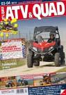 ATV&QUAD Magazin 2014/03-04, Titel