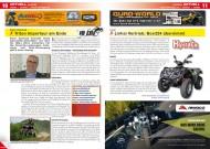ATV&QUAD Magazin 2014/03-04, Seite 10-11, Aktuell Handel; Koch Zweirad: Triton-Importeur am Ende; Linhai-Vertrieb: Boxit24 übernimmt