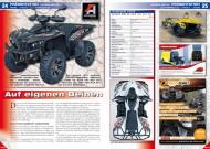 ATV&QUAD Magazin 2014/03-04, Seite 24-25; Präsentation Access Motor: Auf eigenen Beinen