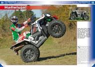 ATV&QUAD Magazin 2014/03-04, Seite 32-33; Fahrbericht Polaris Scrambler 1000: Halleluja!