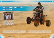 ATV&QUAD Magazin 2014/03-04, Seite 42-43; Abenteuer, E.-ATV Adventure Tours: Märchenhaftes Marokko