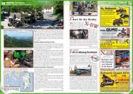 ATV&QUAD Magazin 2014/03-04, Seite 78-79, Szene Österreich; RAL: Quadtour auf Sardinien; X-DW: Kart für die Straße; RAL Handel: Arctic Cat in Attnang Puchheim