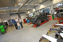 MotoBike Winkelmayer: nagelneues Ladenlokal mit 375 m2