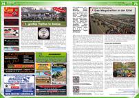 ATV&QUAD Magazin 2014/05-06, Seite 74-75, Szene Deutschland PLZ 3 / 4; Quadfreunde Hannover: 1. großes Treffen in Seelze; Anlassen am Nürburgring: Das Megatreffen in der Eifel