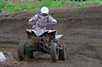 DMX Deutsche MotoCross Quad Meisterschaft 2014, 6. DMX Lauf 2014 in Tessin: Ingo ten Vregelaar hat noch Chancen auf den DM-Titel