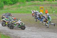 2. BQC Lauf 2014 in Dieskau: Start; Bild: Lars Koch