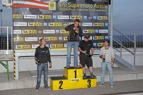 SuperMoto Austria Finale 2014 in Melk: Jahreswertung