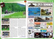 ATV&QUAD Special 2015 Ausrüstung • Zubehör • Tuning, Seite 82-83, Szene Deutschland PLZ 5; Quadfreunde Nordeifel: Treffen der Nordeifler 2014