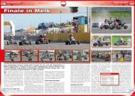 ATV&QUAD Special 2015 Ausrüstung • Zubehör • Tuning, Seite 106-107, Rennsport; SuperMoto Austria: Finale in Melk