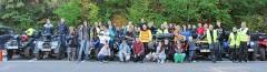 Zweite Quadtour 2014 der Initiative Glückliche Kinderherzen am 18. Oktober in Mariaberg