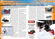 ATV&QUAD Magazin 2014/11-12, Seite 54-57, Service Winter-Ausrüstung: Antritt im Winter, Marktübersicht