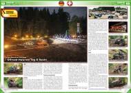 ATV&QUAD Magazin 2014/11-12, Seite 68-69, Szene Deutschland PLZ 7; Offroad-Abenteuer Hottingen: Offroad-Hatz bei Tag & Nacht