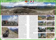 ATV&QUAD Magazin 2014/11-12, Seite 72-73, Szene Deutschland PLZ 7; Offroad SSW: Quadtouren in den West-Alpen