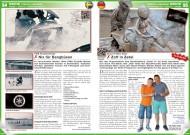 ATV&QUAD Magazin 2014/11-12, Seite 94-95, Events & Erlebnis; PM8 Projekt Marke: Nix für Bangbüxen; Quad Treffen Zetel: Zoff in Zetel