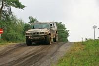 Gutschein von Fursten Forest: Fahren kann man auch mit amerikanischen oder skandinavischen Militärfahrzeugen, etwa der Marke Hummer
