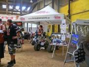 Euro ATV Quad Messe 2015: Vom 25. bis 27. September werden auf dem Motoloft-Gelände ATVs, Quads, Buggies Side-by-Sides sowie Zubehör, Anbau-Teile und Bekleidung für diese Fahrzeuge und ihre Fahrer präsentiert, obendrein steht ein Areal zum Testfahren bereit