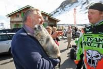 Quadtour auf den Großglockner: Murmeltier meets Arctic Cat auf der 8. Quadomania am 12. Juli 2014