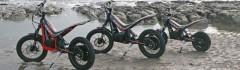 Oset Trial-Bikes für Kinder von 2 bis 10 Jahren