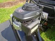 Kehrmaster Kehrmaschine: Honda Motor mit 160 Hubraum und 5 PS Leistung