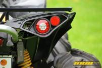 MUDworx: LED-Rückleuchten mit Halterungen für die Can-Am Renegade (G1) sowie Renegade und Outlander (G2)