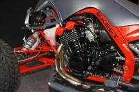 Sebastian Jornitz Standard-Modell: Exeet 670R mit 600 Kubik Vierzylinder-Triebwerk