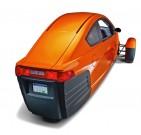 Elio entwickelt ein Drei-Liter-Mobil: 135 Kilometer pro Stunde