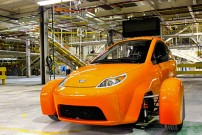 Elio entwickelt ein Drei-Liter-Mobil: bereits 38.00 Vorbestellungen