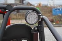 LED Scheinwerfer für den Buggy: Neu sind auch Arbeits- und Suchscheinwerfer
