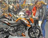 Motorradwelt Bodensee: ein voller Erfolg mit 42.300 Besuchern