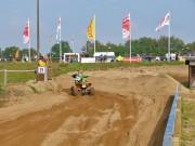 Nachwuchs Star Boje Lorenzen: auf der Sandstrecke in Tensfeld