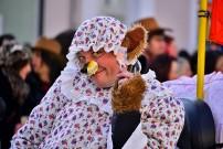Faschingsumzug mit Quads: Hemau zählte am 15. Februar 2015 die bisher meisten Besucher
