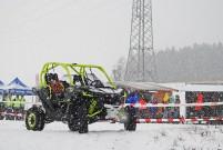 3. BHV Alpen Challenge Lauf 2015 am 8. Februar in Mainburg: Mix aus Sonne, Wolken, Schneeschauern und eisigem Wind