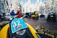 Can-Am 4 Wheels Eliminator 2015 in Heubach: Gelungene Premiere in der Skiarena Heubach am 13. Februar 2015