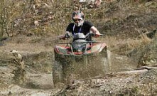 Offroadevents in Künzelsau: Offroad-Touren und Basis-Training im Steinbruch