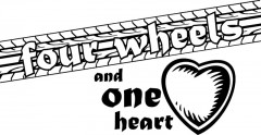 QuadRider Spendenübergabe: four wheels and one heart