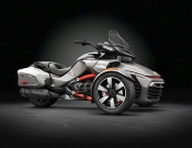 Red Dot Design Award 2016: Trophäe für den Roadster Can-Am Spyder F3-T
