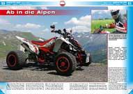 ATV&QUAD Magazin 2016/03-04, Seite 50-55, Abenteuer Alpen-Tour: Ab in die Alpen