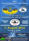 QGC Sommerfest 2016: am 7. August 2016 in Dorsten mit Kinder-Quads, Fotoshooting und Stuntshow