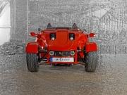 Boom E-Cruiser: Verbaut sind zwei Elektro-Motoren mit 100 kW und 304 Nm Drehmoment