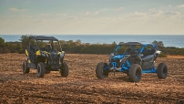 Can-Am-Offroad-Flotte 2018: Can-Am Maverick Trail, Maverick X3 X rs: Zuwachs für die SxS-Flotte