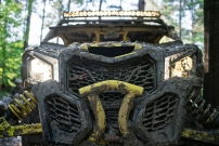 Can-Am Maverick X3 X mr Turbo R: ab in den Schlamm