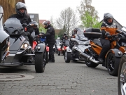 10. Can-Am Spyder Forumstreffen: on the rouad 2013