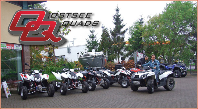 ostsee quads quad gebrauchtmarkt 2014 atv quad magazin. Black Bedroom Furniture Sets. Home Design Ideas